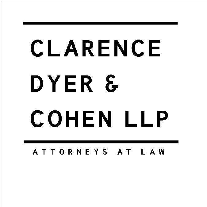 Clarence Dyer _Ad Logo